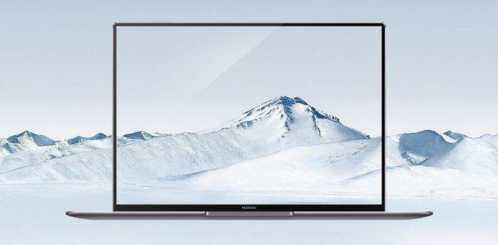 Huawei MateBook X Pro-безрамочный ноутбук