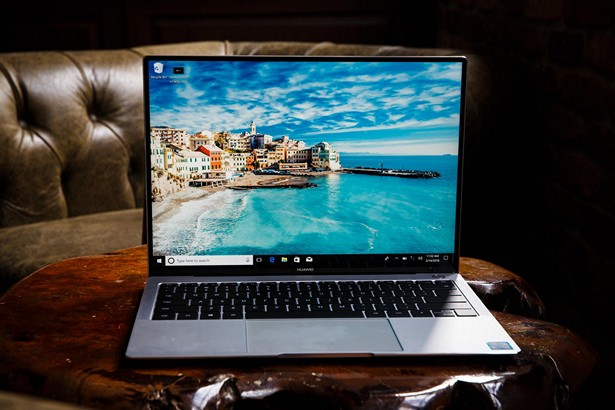 Huawei MateBook X Pro-дизайн устройства