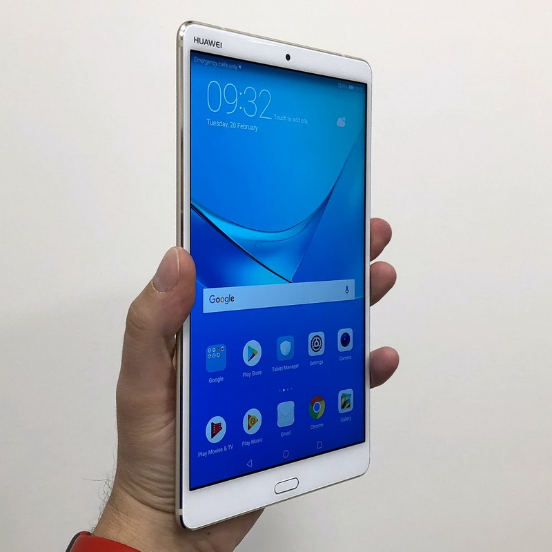 Huawei MediaPad M5-компактная версия