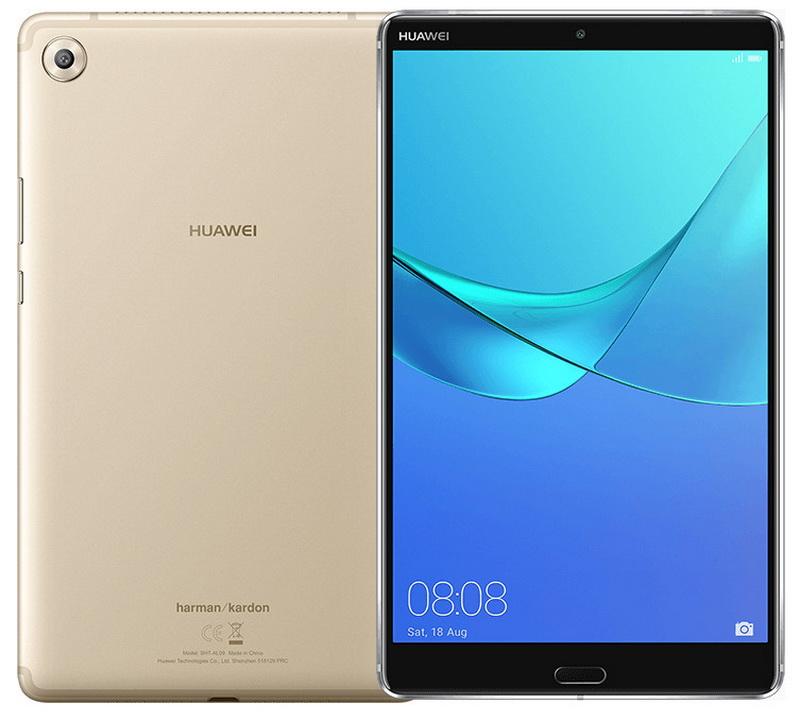 Huawei MediaPad M5-ракурсы