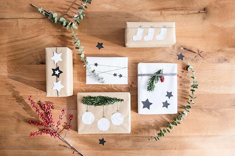 Искусство упаковки подарков-идея 1