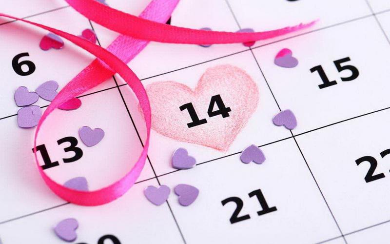 Календарь свиданий-идея