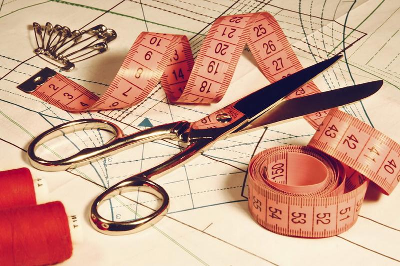 Кройка и шитье-основы