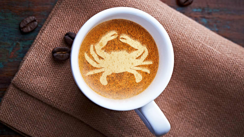 Latte Crab-photo