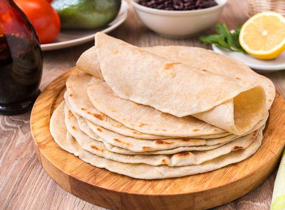 Мексиканская тортилья 2