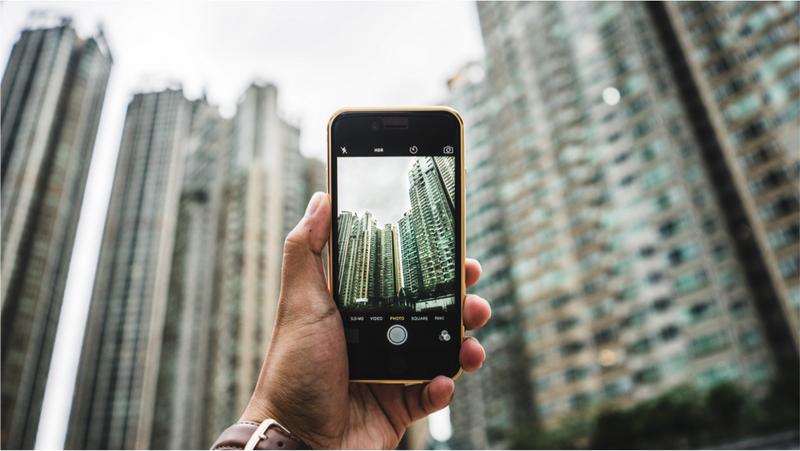 Мобильная фотография-фото