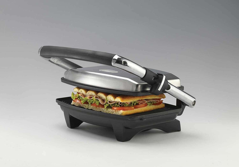 Новый тренд кухонной техники_лучшие электрические грили-барбекю для квартиры - гриль ariete