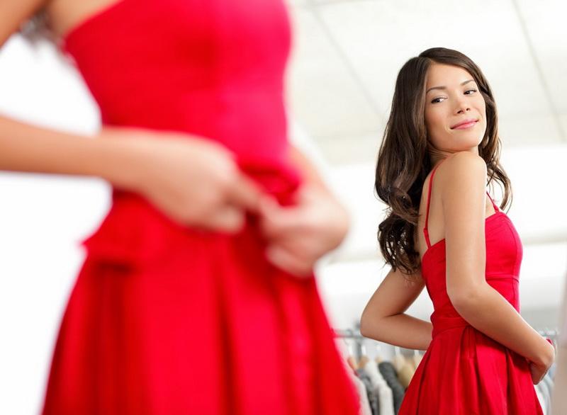 Платье по фигуре-фото