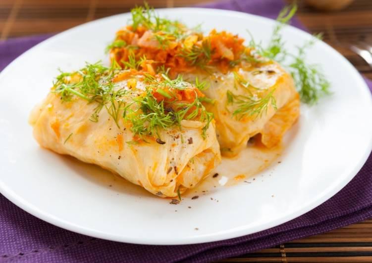 Постные блюда 8