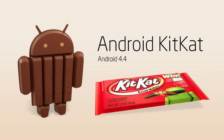 Преимущества смартфонов на чистой ОС Android - андроид киткат