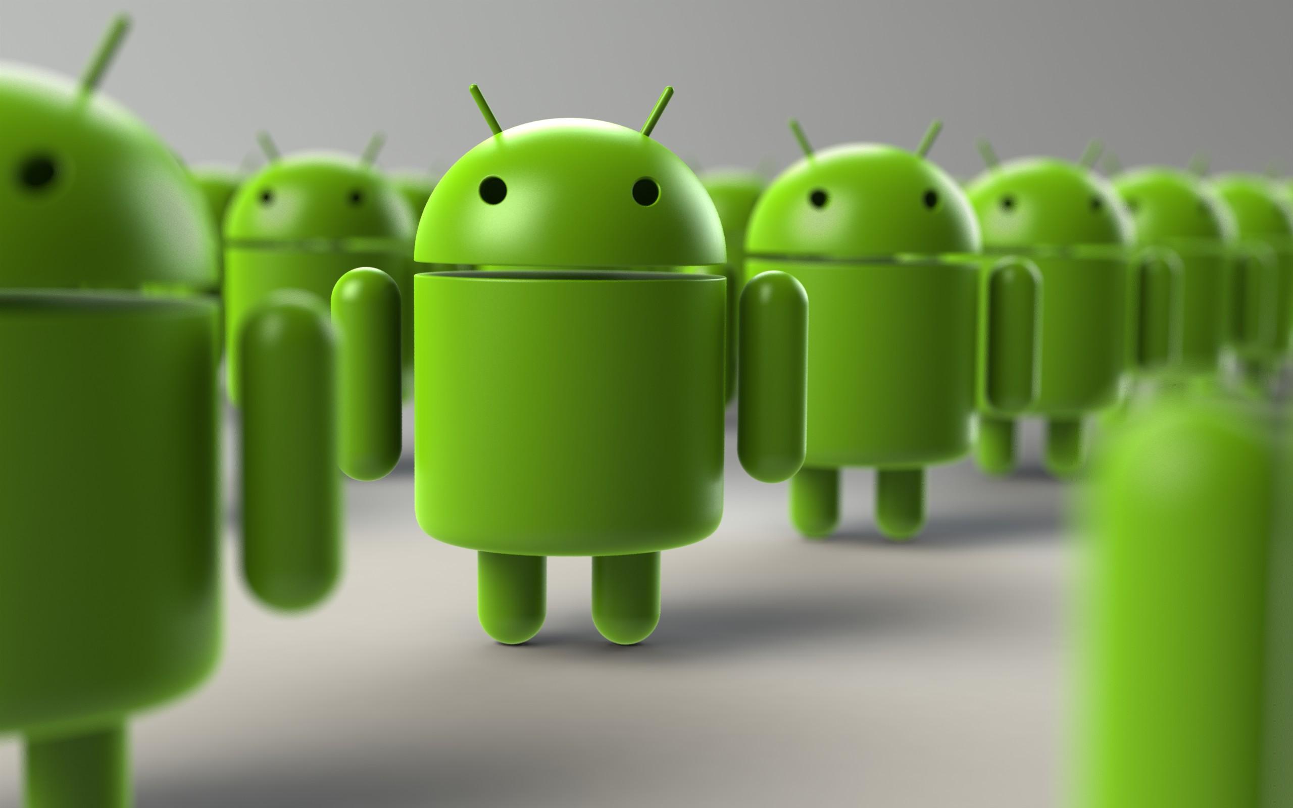 Преимущества смартфонов на чистой ОС Android - армия андроид