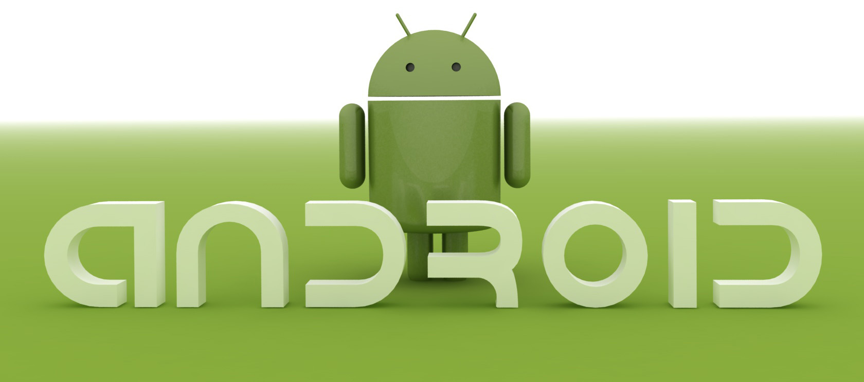 Преимущества смартфонов на чистой ОС Android - логотип андроид