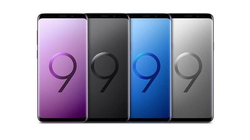 Samsung Galaxy S9-новый дизайн