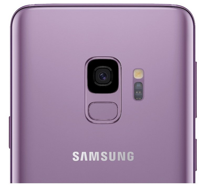 Samsung Galaxy S9-основная камера