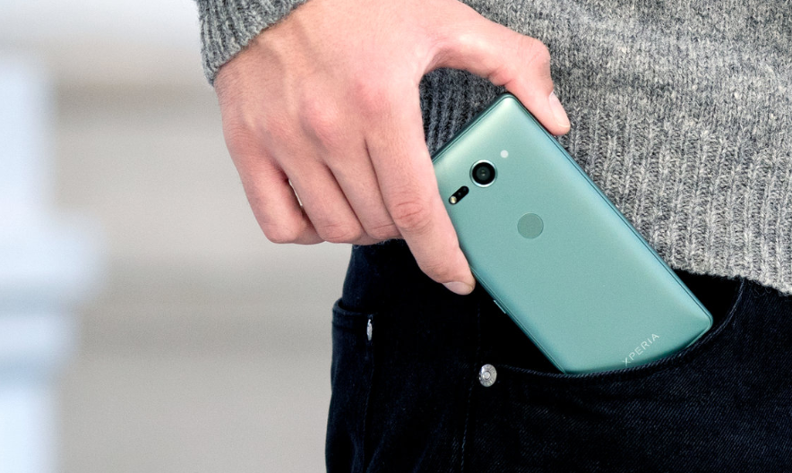 Sony Xperia XZ2 Compact-компактный смартфон