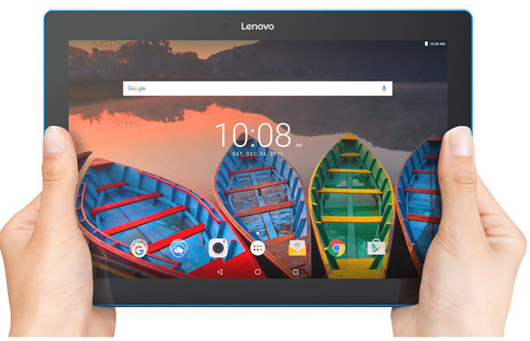 Топ-5 бюджетных планшетов на февраль 2018 года - Планшет Lenovo Tab 10