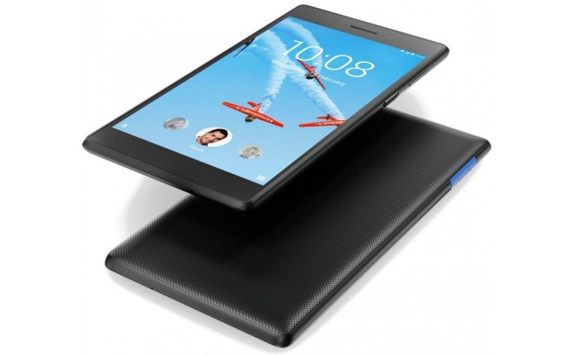 Топ-5 бюджетных планшетов на февраль 2018 года - Планшет Lenovo Tab 4 с двух сторон