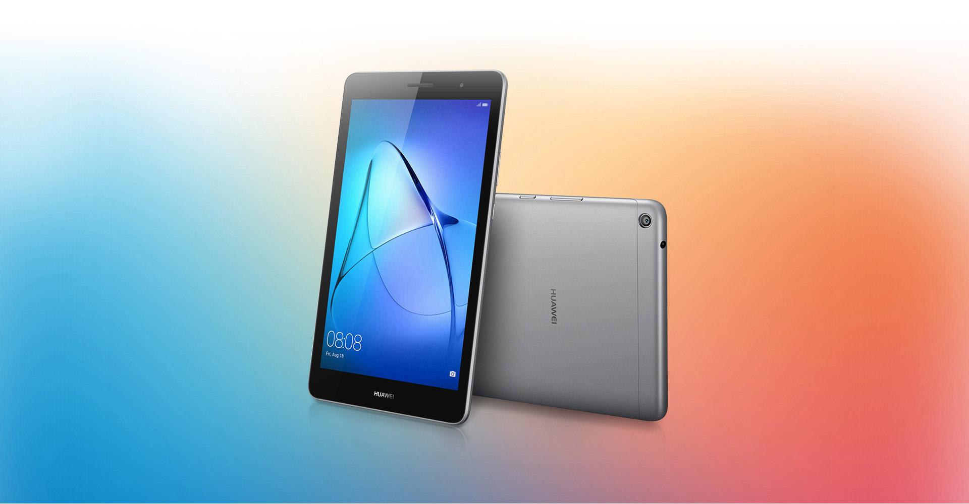 Топ-5 бюджетных планшетов на февраль 2018 года - Планшет huawei