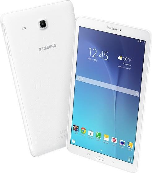 Топ-5 бюджетных планшетов на февраль 2018 года - Планшет samsung белый