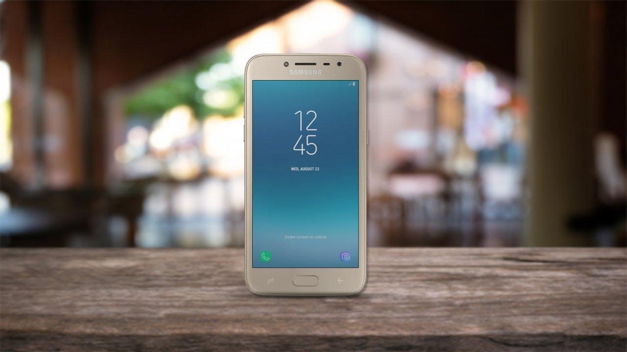 Топ-9 бюджетных смартфонов на февраль 2018 - galaxy j2 2018