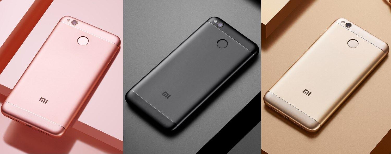 Топ-9 бюджетных смартфонов на февраль 2018 - xiaomi redmi 4x