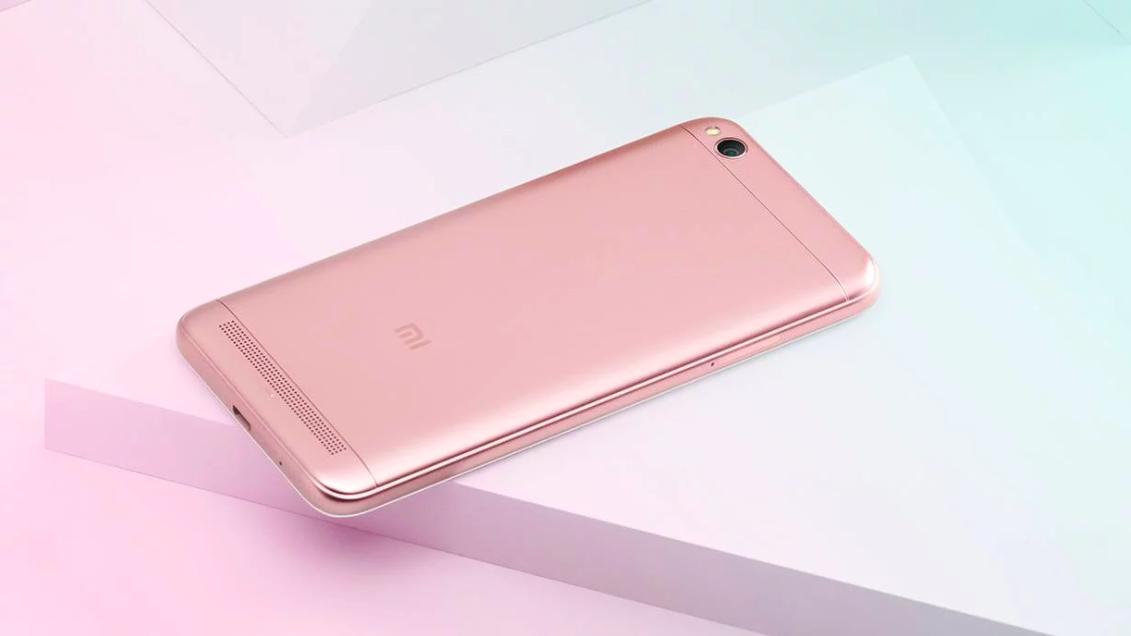 Топ-9 бюджетных смартфонов на февраль 2018 - xiaomi redmi 5a корпус