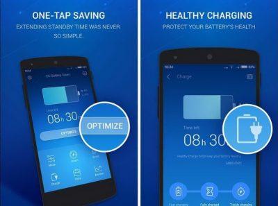 Приложение на Андроид DU BATTERY SAVER PRO