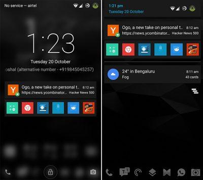 Приложение на Андроид Launchify