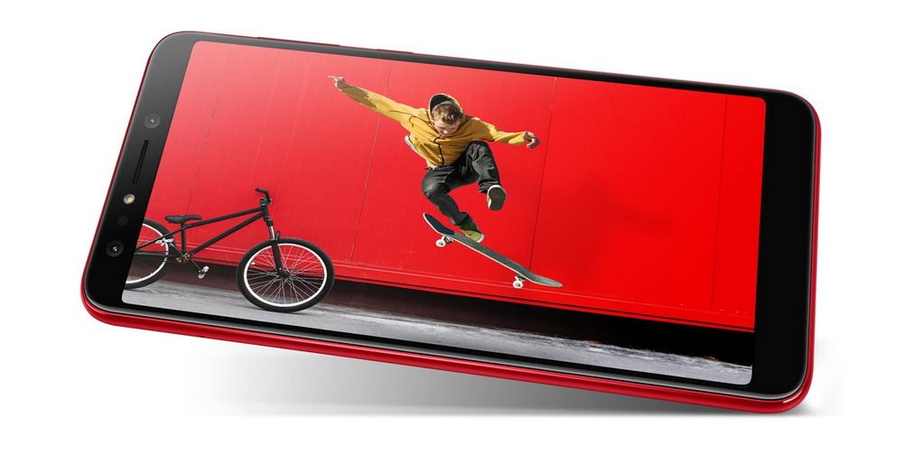 ASUS Zenfone 5 Lite-экран