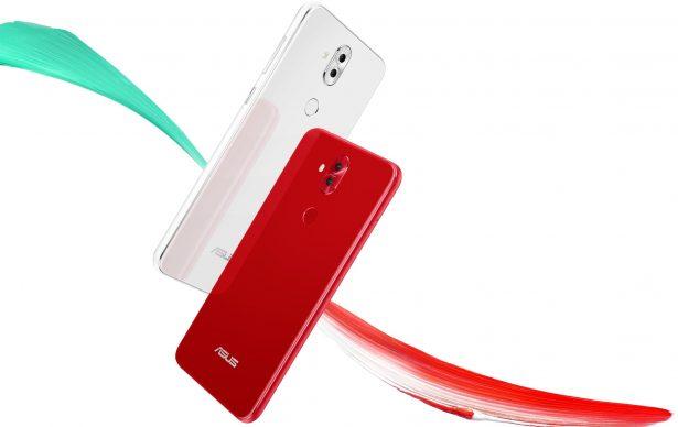 ASUS Zenfone 5 Lite-задняя панель и расцветки