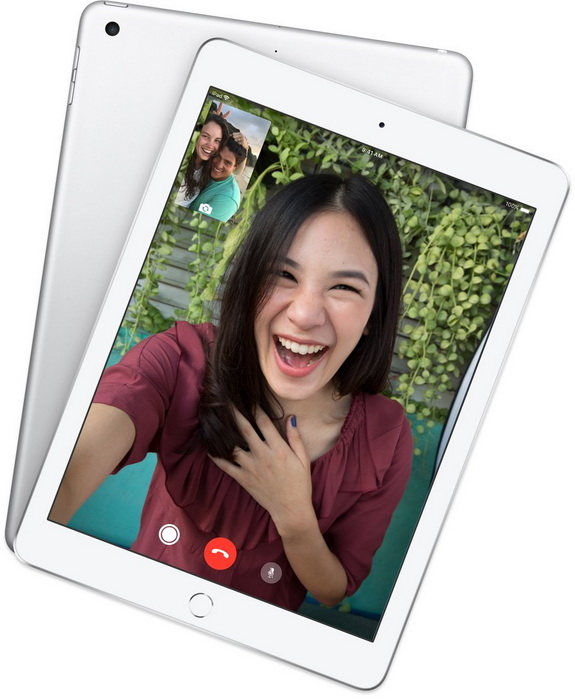 Apple iPad 9.7 (2018)-дизайн