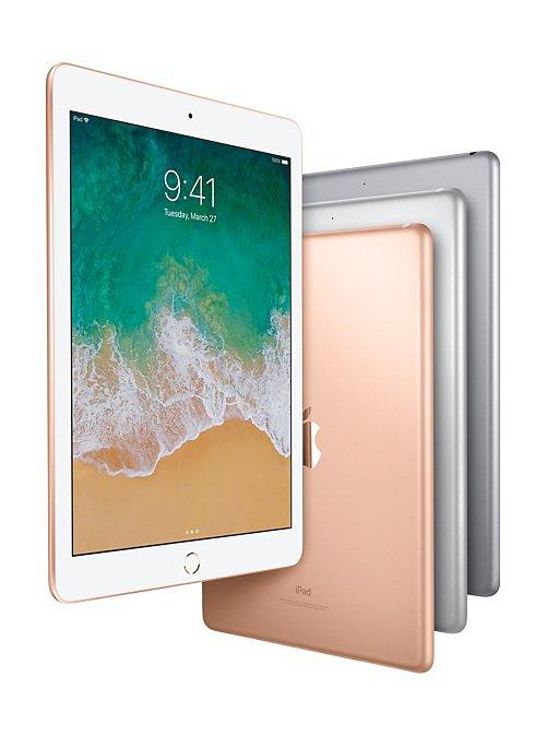 Apple iPad 9.7 (2018)-расцветки
