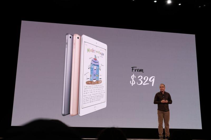 Apple iPad 9.7 (2018) с поддержкой Pencil-цена