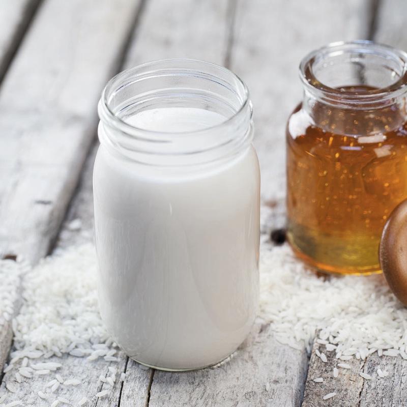 Безглютеновое рисовое молоко-фото