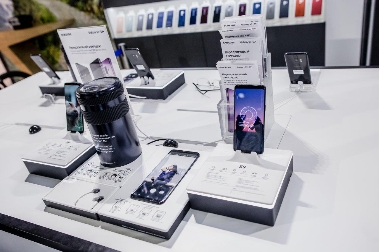 Что стало лучше в Galaxy S9 И S9+ - Безопасность превыше всего