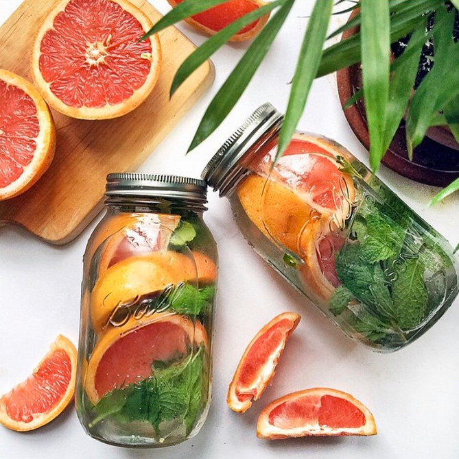 Detox waters-photo