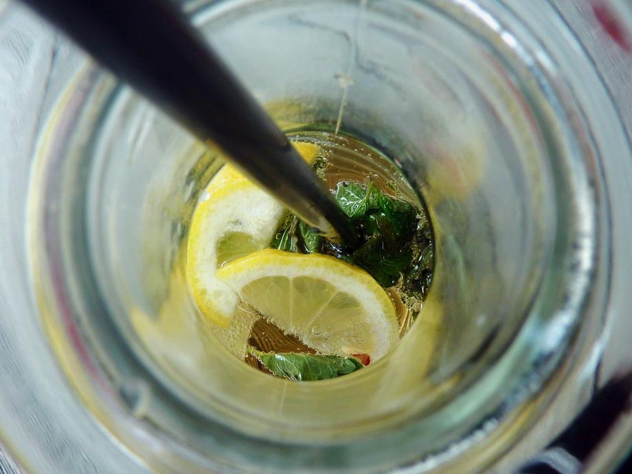 Лимон и вода-здоровый образ жизни