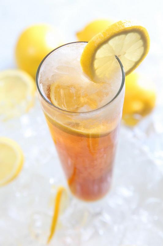 Лимонная вода с утра-фото