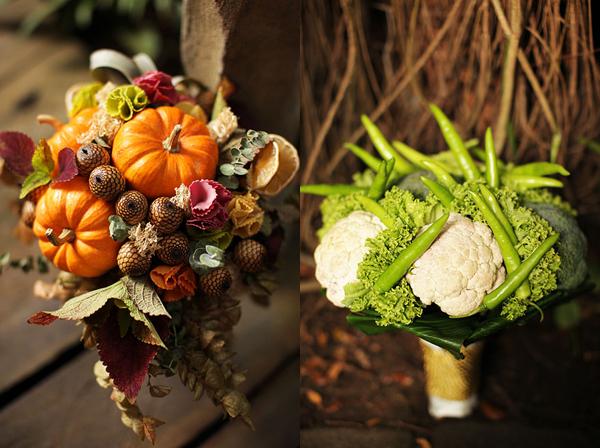 Овощной букет-идеи и креатив