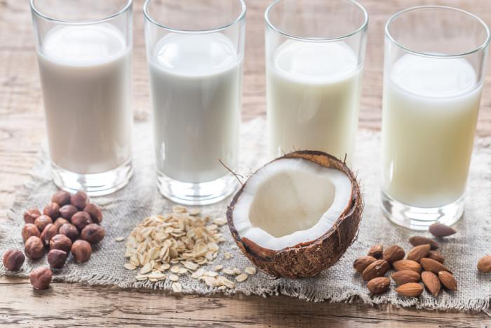 Растительное молоко-как приготовить