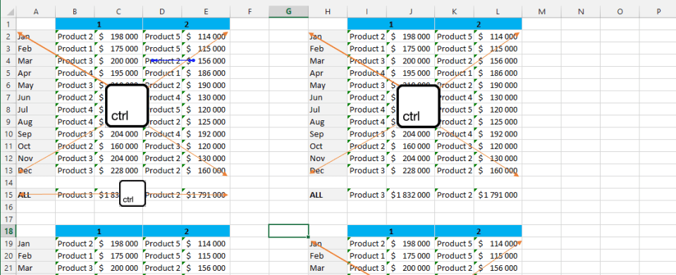 Секреты Excel 12