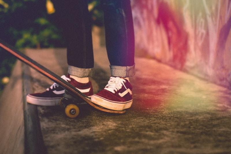 Скейт-фото