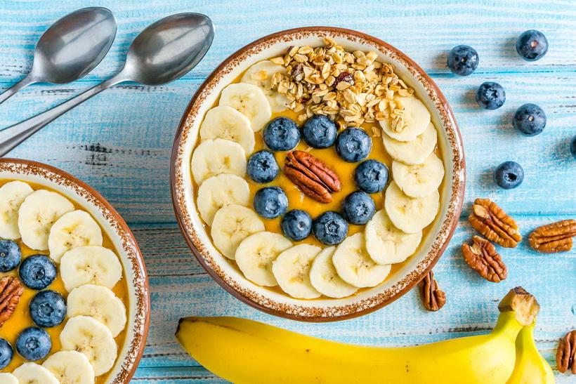 Смузи-боул-идеальный завтрак