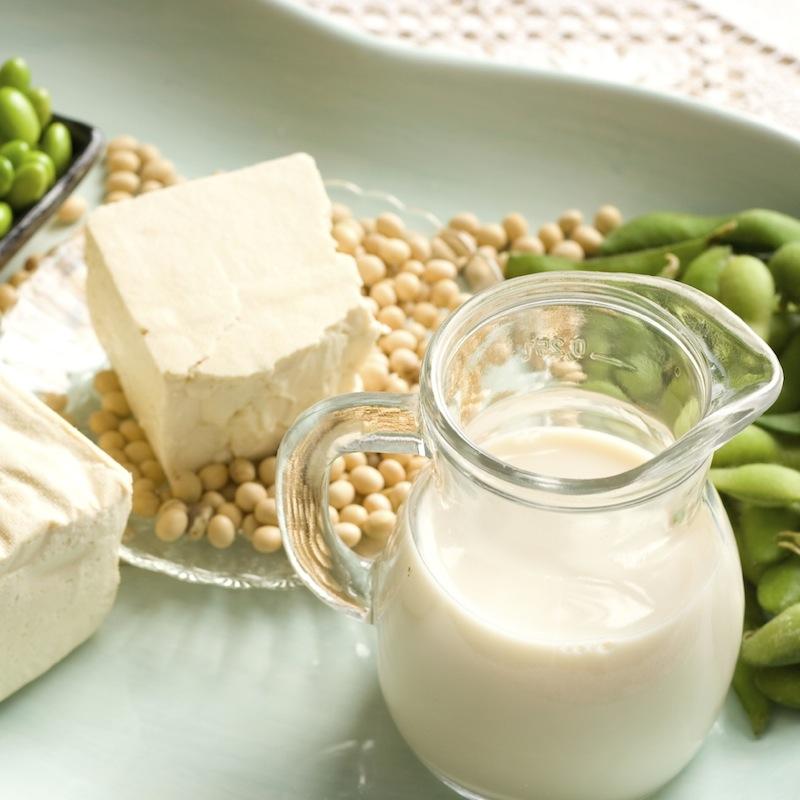 Соевое молоко-как приготовить