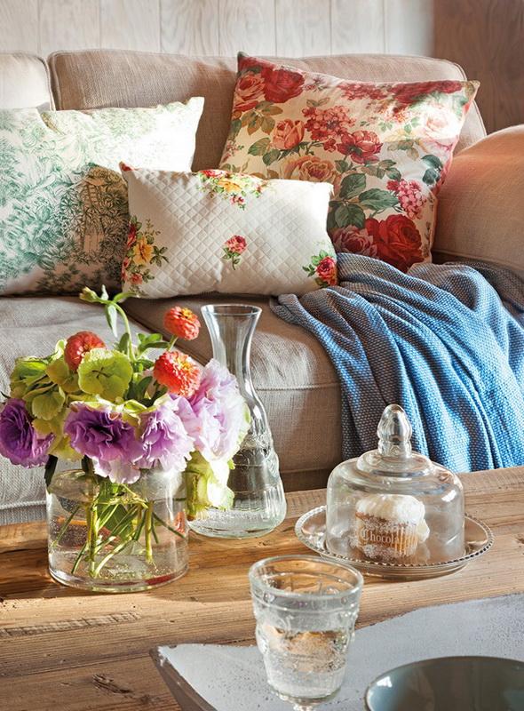 Текстиль-весенние мотивы