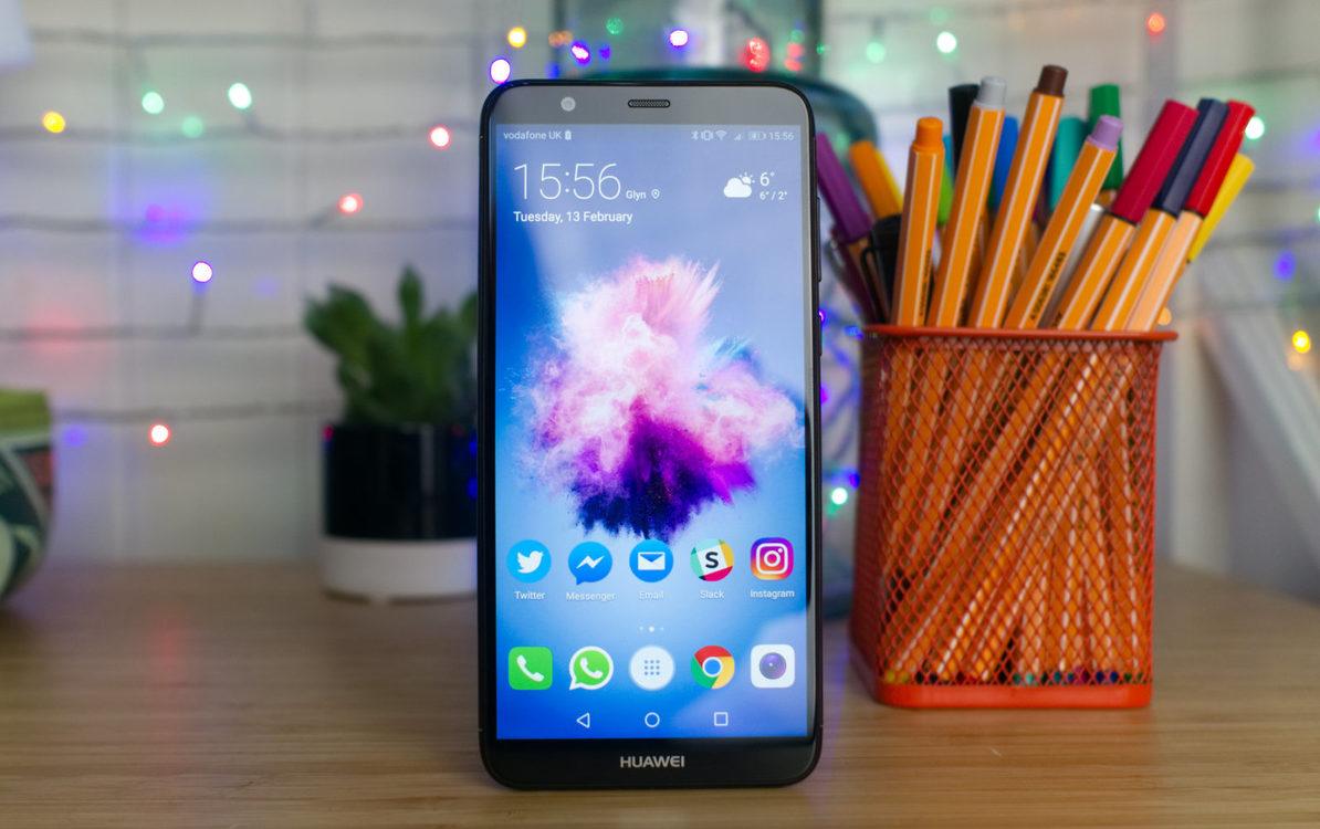 Топ-5 смартфонов на Android - huawei p smart