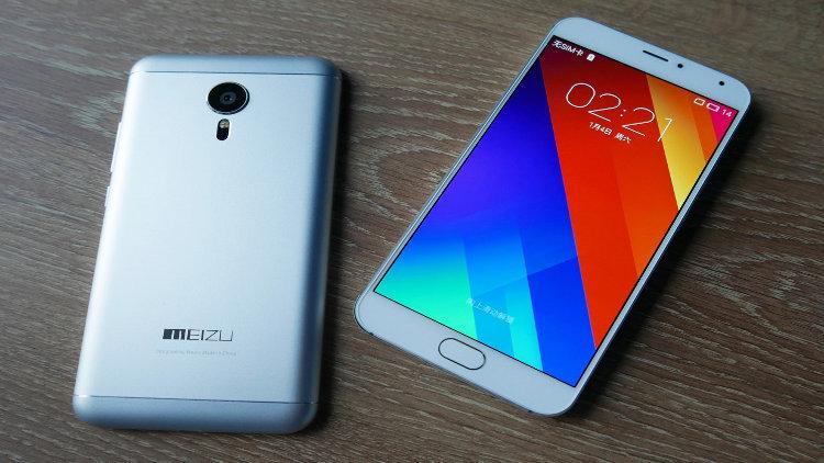 Топ-5 смартфонов на Android из Поднебесной - Китайские смартфоны