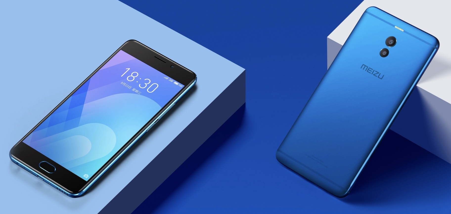 Топ-5 смартфонов на Android из Поднебесной - Смартфон Meizu