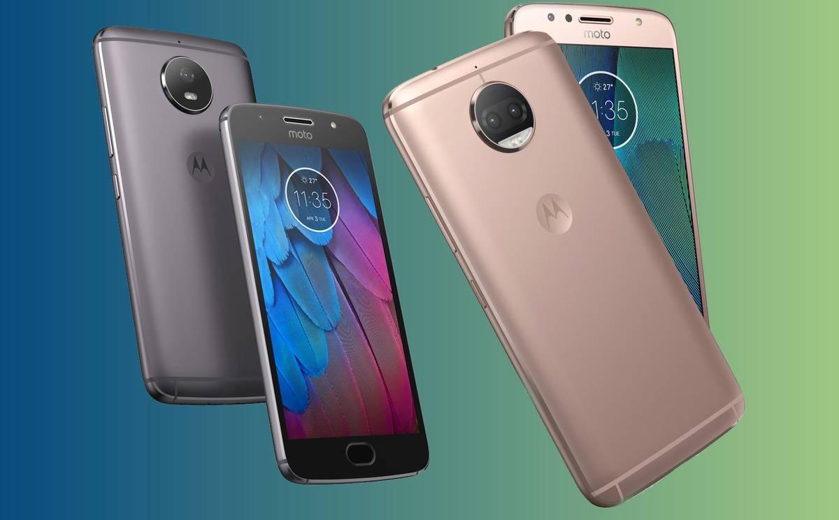 Топ-5 смартфонов на Android из Поднебесной - Смартфон Motorola