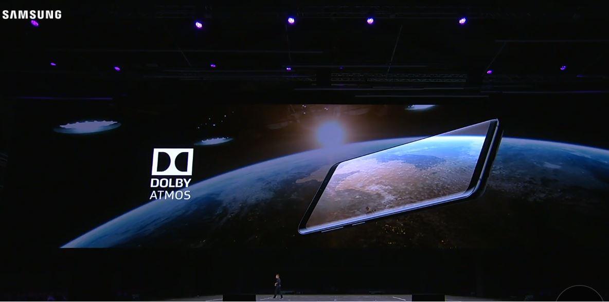 Топ-5 улучшений в Samsung Galaxy s9 и s9+ - dolby atmos в s9